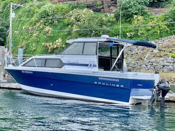 1997 Bayliner 2859 Ciera Photo 3 sur 28