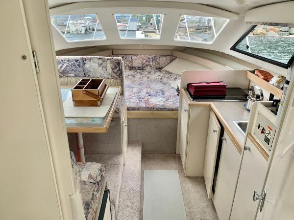 1997 Bayliner 2859 Ciera Photo 13 sur 28