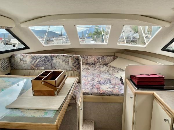 1997 Bayliner 2859 Ciera Photo 14 sur 28