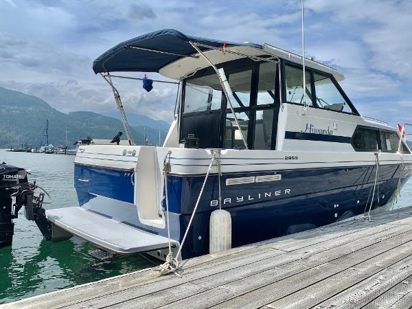 1997 Bayliner 2859 Ciera Photo 23 sur 28