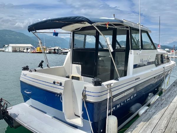 1997 Bayliner 2859 Ciera Photo 27 sur 28