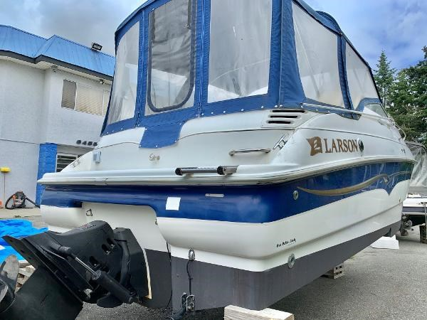 2001 Larson 220 Sport Cabrio Photo 3 sur 21