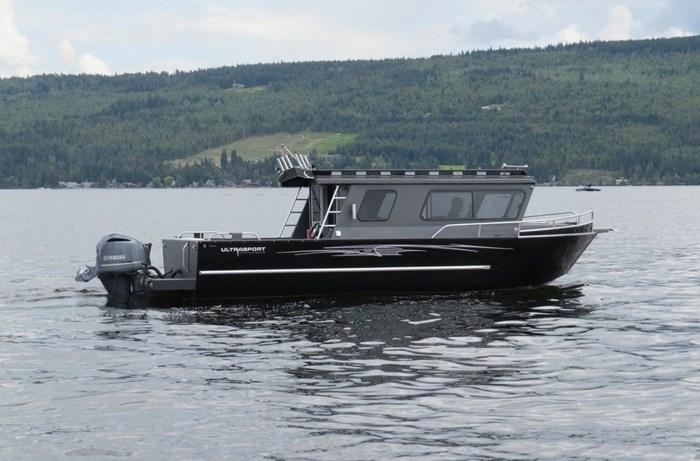 2021 Ultrasport Aluminum Boats 26' Sportsman Sea Cuddy Extreme Photo 1 sur 5