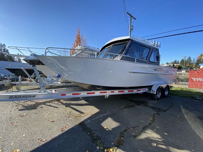 "2021 Ultrasport Aluminum Boats 22"" Ocean Sport Extreme Bracket Photo 1 sur 8"