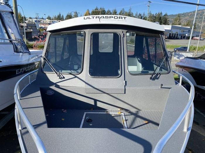 "2021 Ultrasport Aluminum Boats 22"" Ocean Sport Extreme Bracket Photo 2 sur 8"