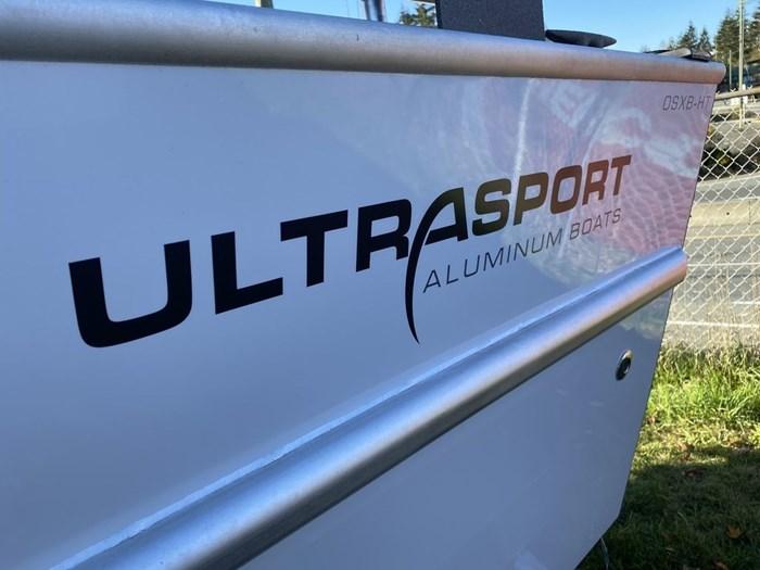"2021 Ultrasport Aluminum Boats 22"" Ocean Sport Extreme Bracket Photo 3 sur 8"