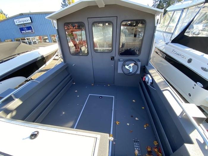 "2021 Ultrasport Aluminum Boats 22"" Ocean Sport Extreme Bracket Photo 4 sur 8"