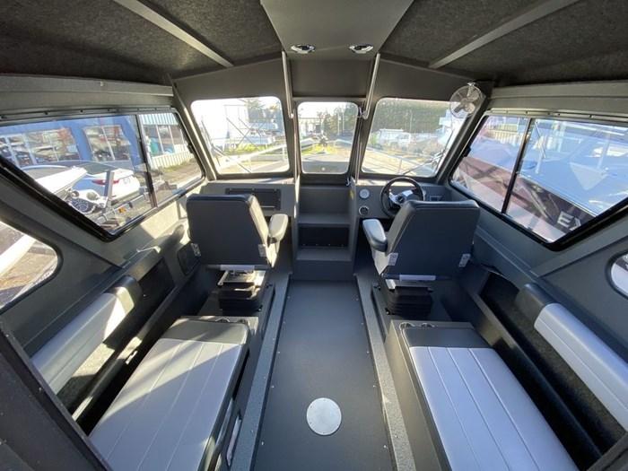 "2021 Ultrasport Aluminum Boats 22"" Ocean Sport Extreme Bracket Photo 5 sur 8"