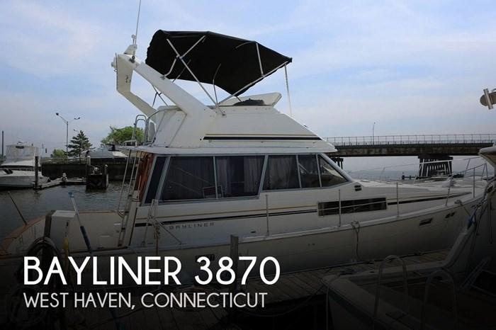 1987 Bayliner 3870 Photo 1 sur 20