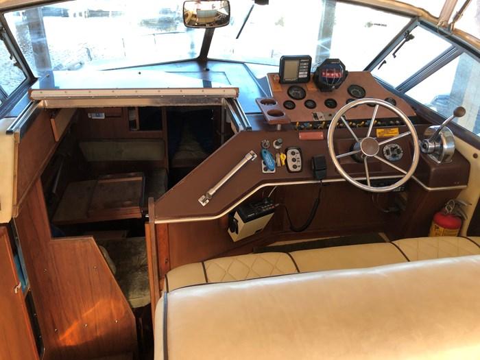 1981 Sea Ray Cabin Cruiser Photo 11 of 11