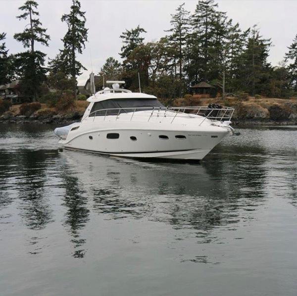 2010 Sea Ray 450 Sundancer Photo 1 sur 20
