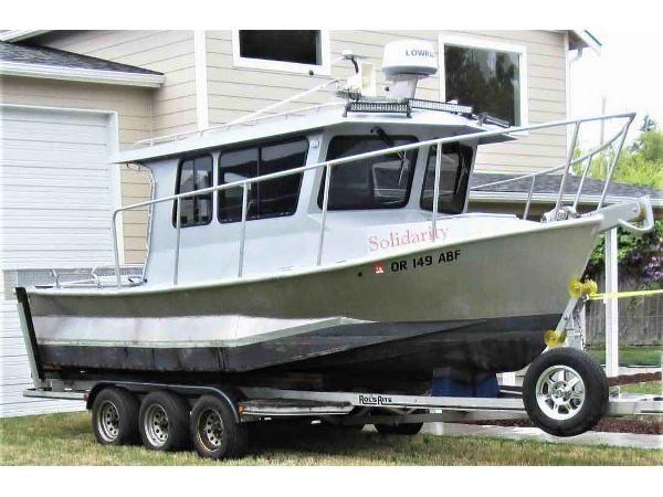 Sport Fishing, Work Boat