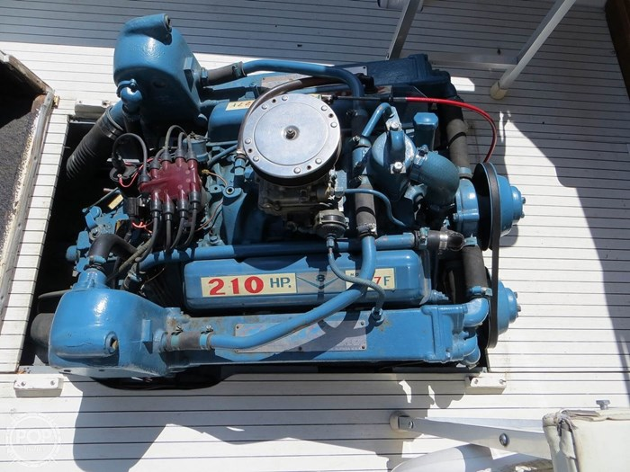 1966 Chris-Craft Cavalier Cutlass 22' Photo 12 sur 20