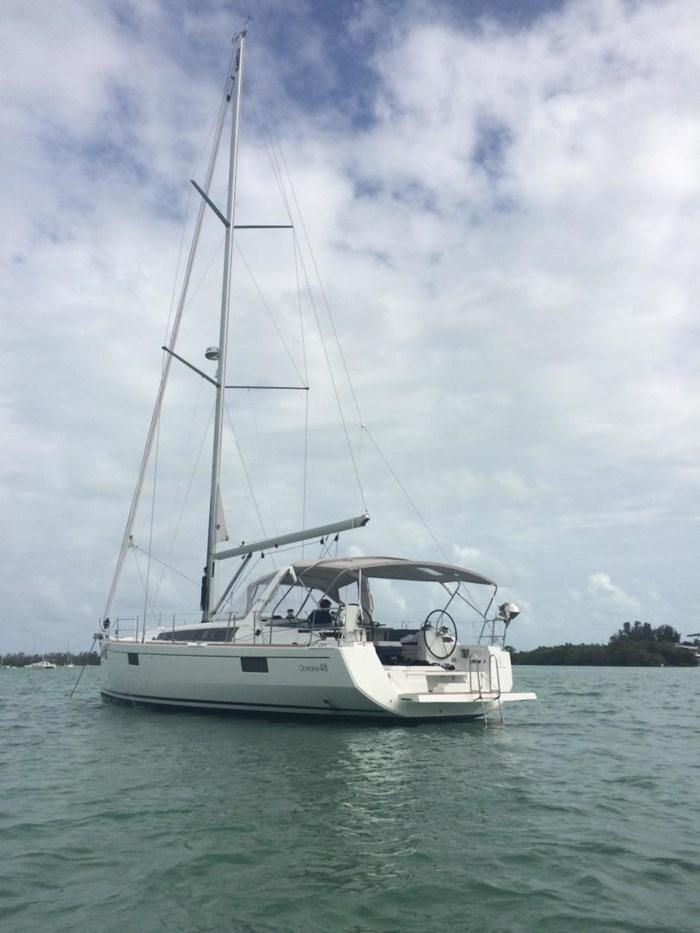 2017 Beneteau Oceanis 48 Photo 1 sur 32
