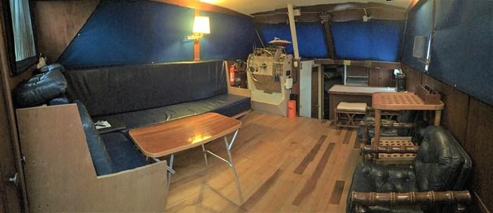 1974 1974 36 Uniflite DCMY ( Double Cabin Motor Yacht) 36 Sedan Flybridge Double Cabin Motor Yacht Photo 14 of 25