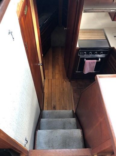 1974 1974 36 Uniflite DCMY ( Double Cabin Motor Yacht) 36 Sedan Flybridge Double Cabin Motor Yacht Photo 19 of 25