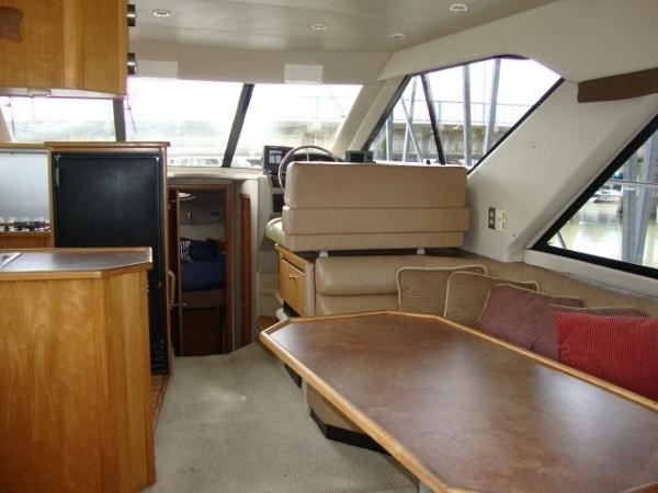 1999 Bayliner 3788 Command Bridge Motoryacht Photo 16 sur 90