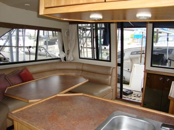 1999 Bayliner 3788 Command Bridge Motoryacht Photo 21 sur 90