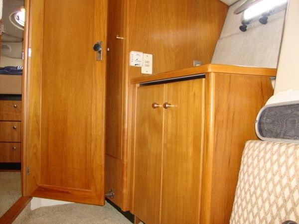 1999 Bayliner 3788 Command Bridge Motoryacht Photo 32 sur 90