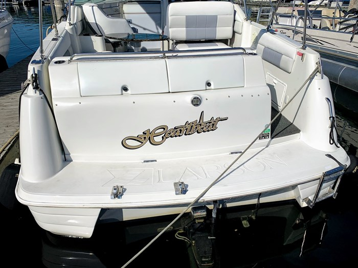 1995 Larson 280 Cabrio Photo 8 sur 54
