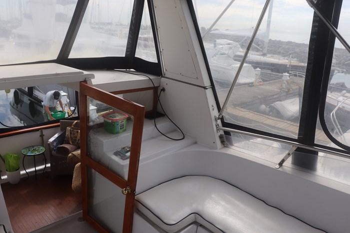 1987 Marine Trader 47 Photo 31 of 39