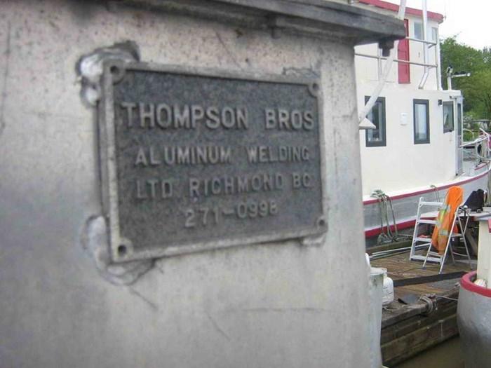 1992 Thompson Bros Aluminum Gillnetter, Dive, Crab, Prawn Boat Photo 30 of 51