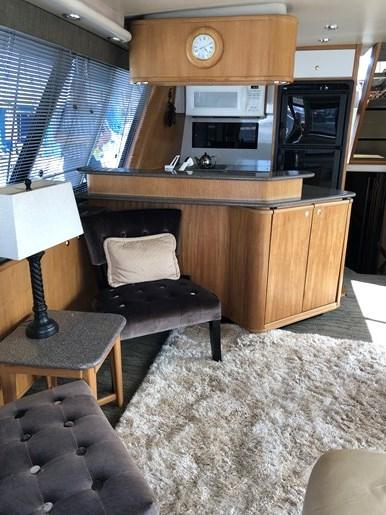 1999 Bayliner 4788 Pilothouse Motor Yacht Photo 2 of 24