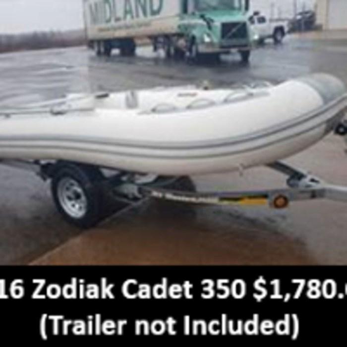 2016 Zodiac Boats Cadet Photo 1 of 1