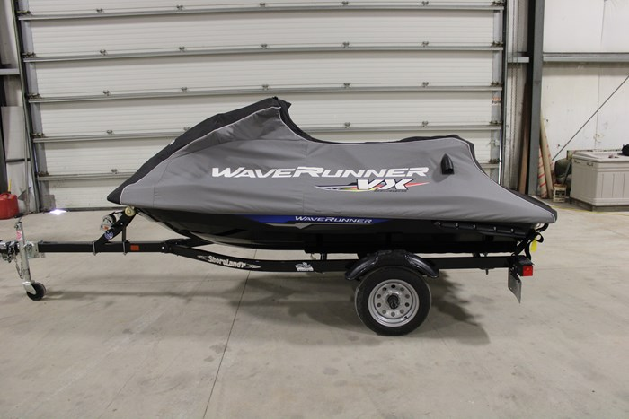 2018 Yamaha Waverunner VX Deluxe Photo 4 of 24