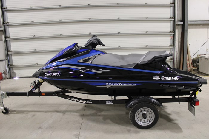 2018 Yamaha Waverunner VX Deluxe Photo 6 of 24