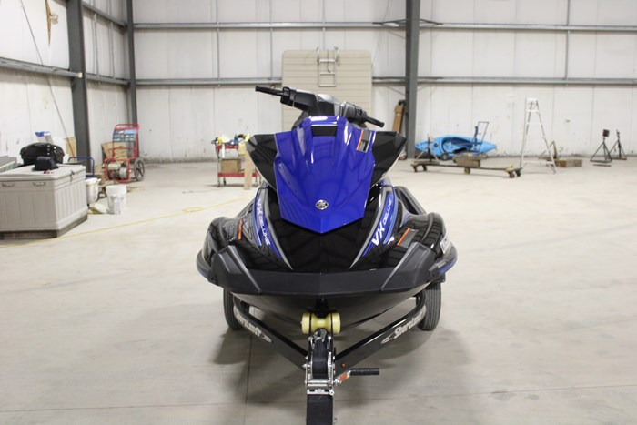 2018 Yamaha Waverunner VX Deluxe Photo 8 of 24