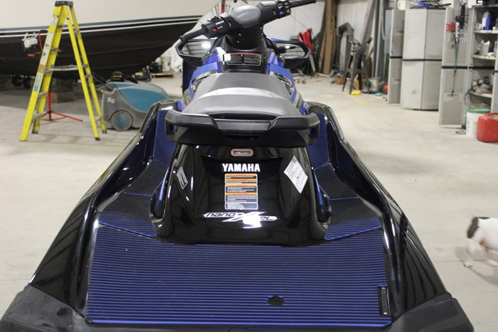 2018 Yamaha Waverunner VX Deluxe Photo 10 of 24