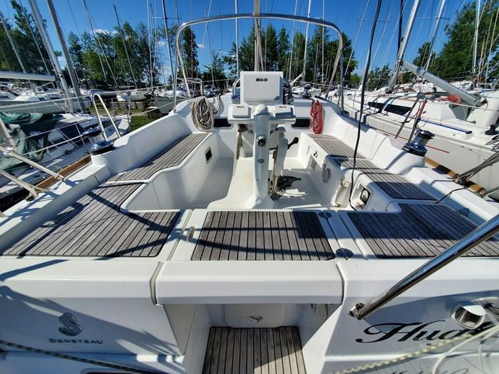 2014 Beneteau Oceanis 37 Photo 13 sur 40