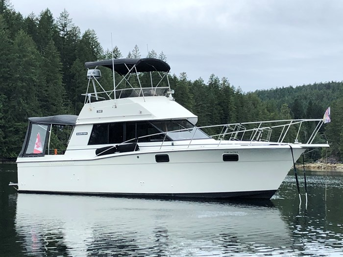 1984 Carver 32' Convertible Photo 6 of 22