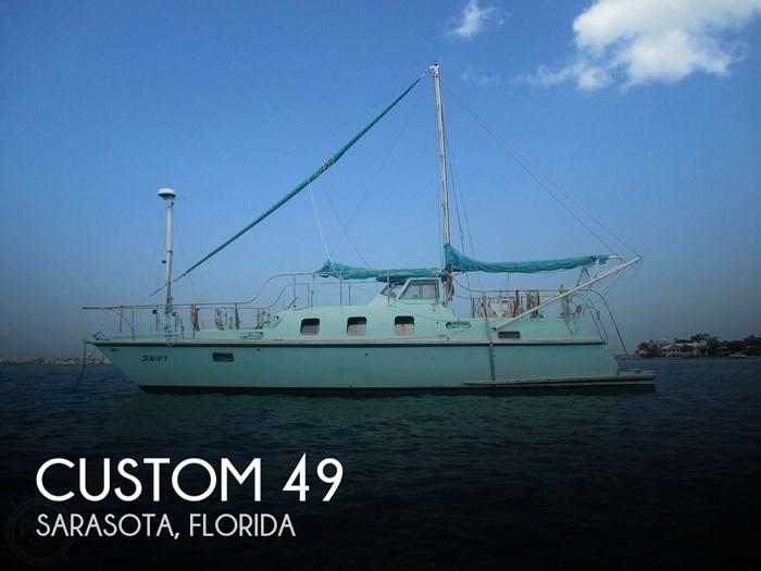 2015 Custom 49 World Cruiser Photo 1 of 20