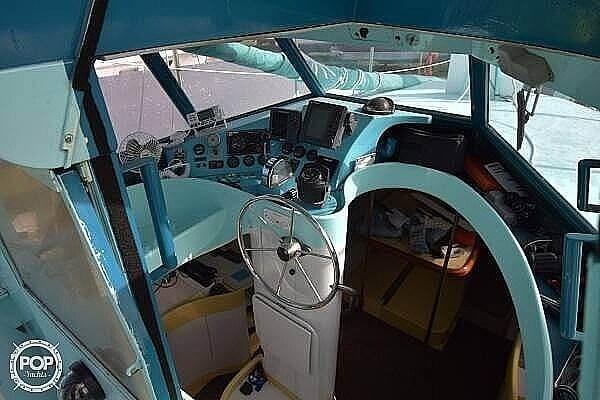 2015 Custom 49 World Cruiser Photo 5 sur 20