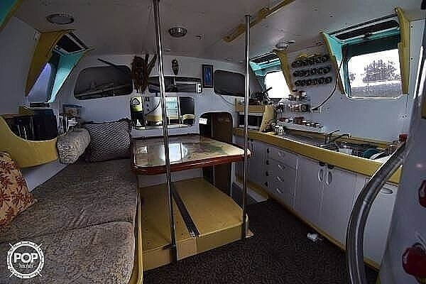 2015 Custom 49 World Cruiser Photo 7 sur 20