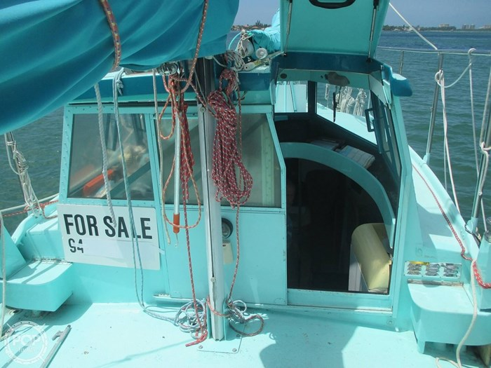 2015 Custom 49 World Cruiser Photo 18 sur 20