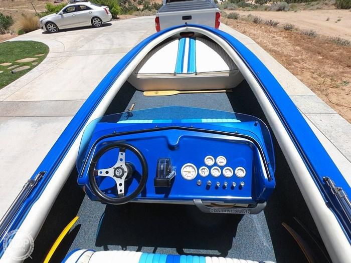 1983 Custom Speed Marine Open Bow Prototype Photo 13 sur 20