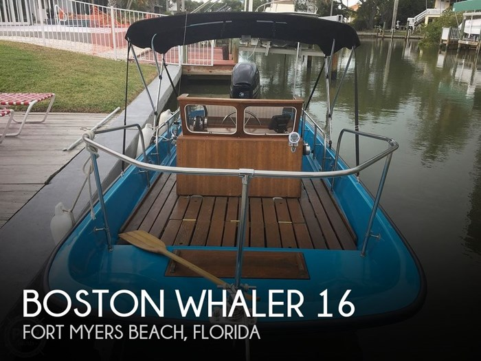 1964 Boston Whaler 16 Sakonet Photo 1 sur 19