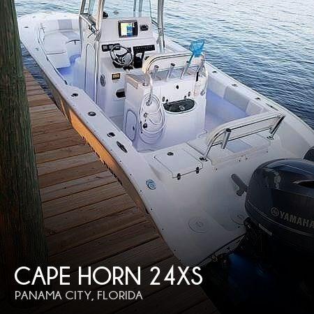 2013 Cape Horn 24xs Photo 1 sur 20