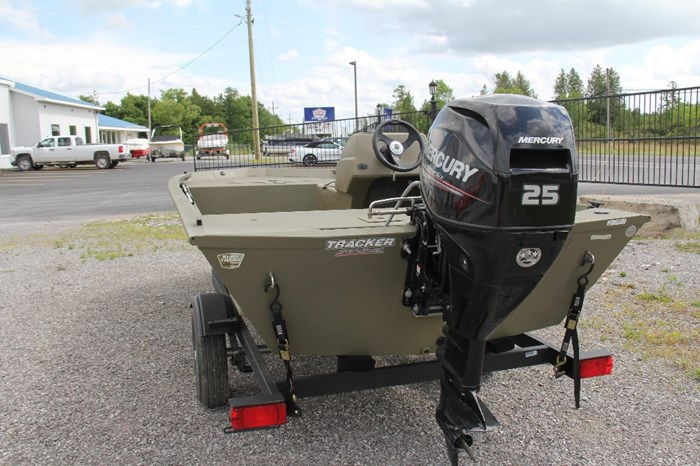 2020 Tracker Grizzly 1648 SC Only Photo 2 of 5
