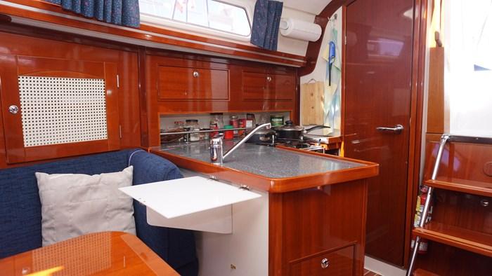 2007 Hanse Yachts 315 Photo 37 sur 65