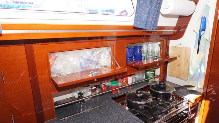 2007 Hanse Yachts 315 Photo 55 sur 65