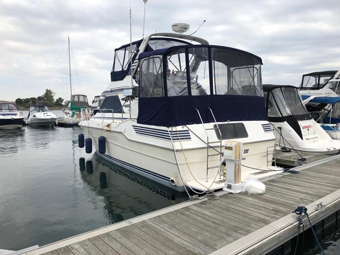 1986 Sea Ray 410 Aft Cabin Photo 1 of 25