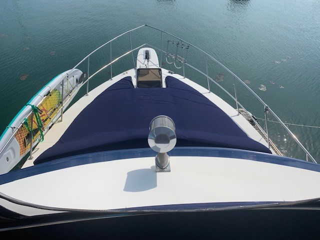 1986 Sea Ray 410 Aft Cabin Photo 24 of 25
