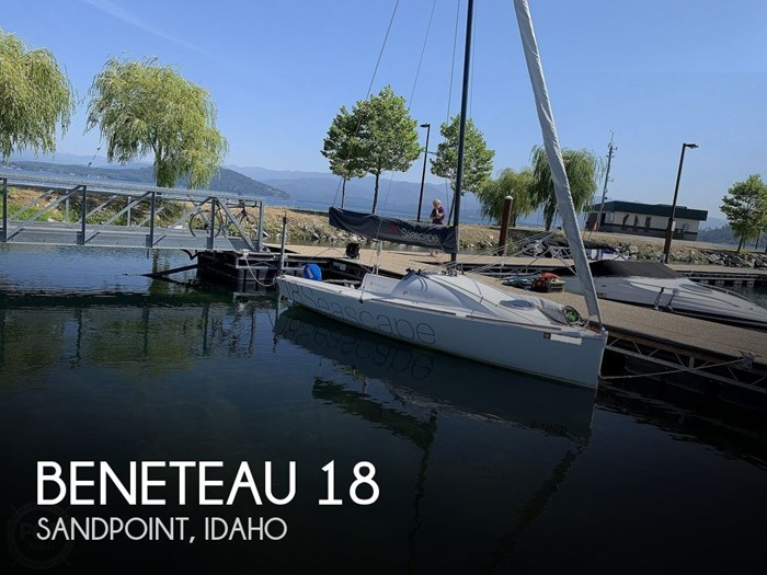 2016 Beneteau Seascape 18 Photo 1 sur 20