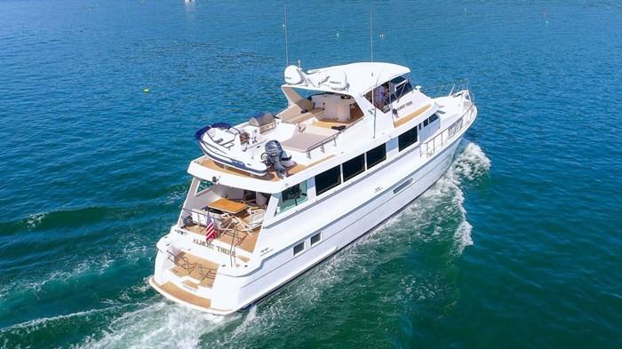 1998 Hatteras Motor Yacht Photo 4 sur 53