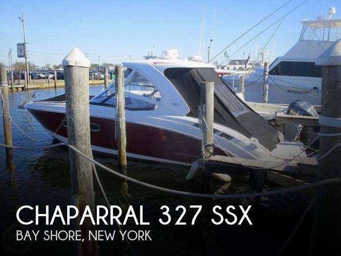 2012 Chaparral 327 SSX Photo 1 sur 20