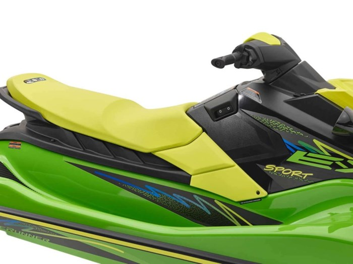 2021 Yamaha EX Sport Photo 4 sur 7